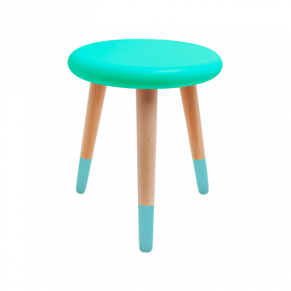 Alice stool light mint
