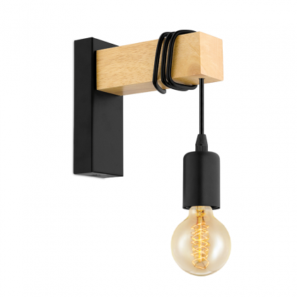 Meri Wall Lamp Copper