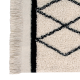 Bereber Rhombs Washable Rug