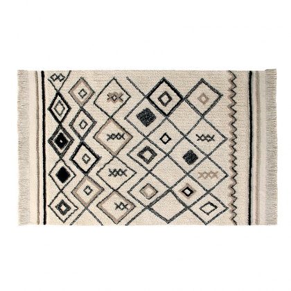 Bereber Ethnic Washable Rug