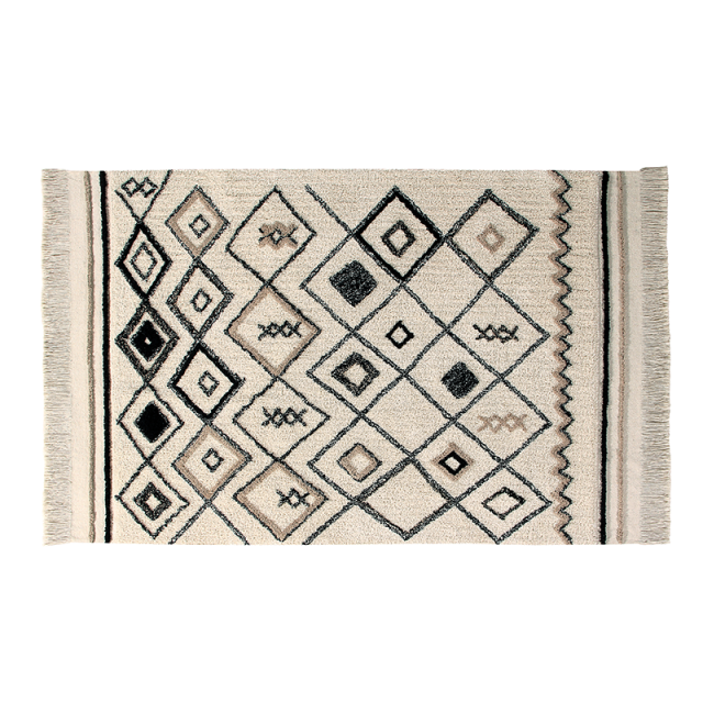 Bereber Meknes Washable Rug