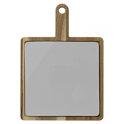 Amalia cutting board grey