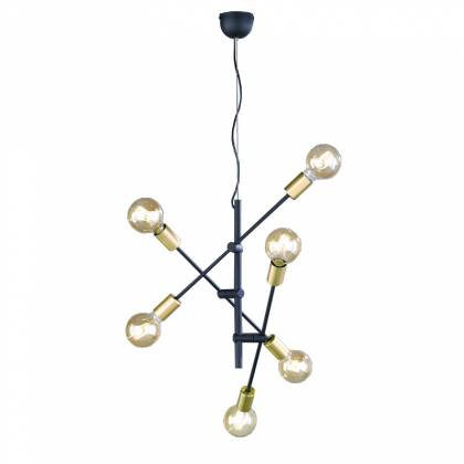 Cross Pendant Lamp