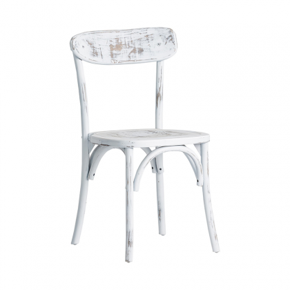 Sky chair white