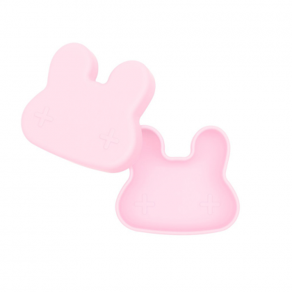 Pink Bunny Lunch Box