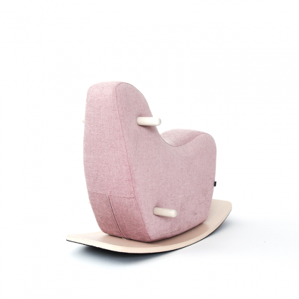 Rocking Horse Toy Small pink