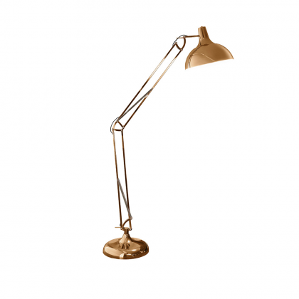 Copper Aris Floor Lamp
