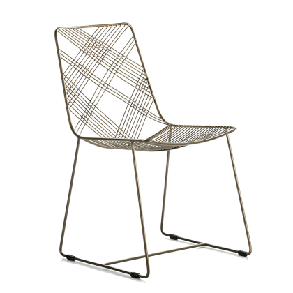 metal chair Lin