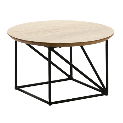 Jane round side table