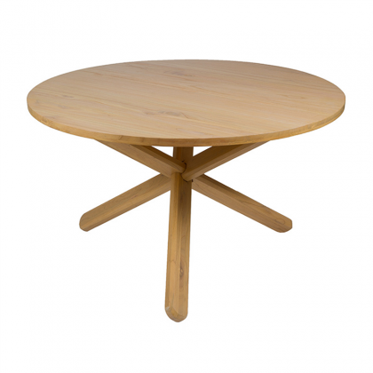 Bruno round Dining table