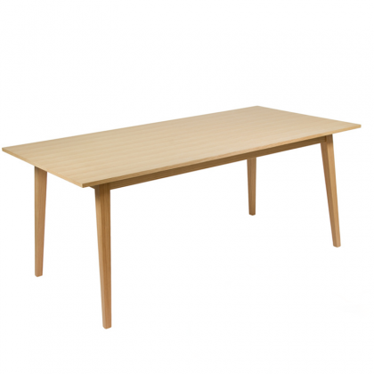 Nature extensible Dining table