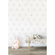 Miffy clouds Tapete