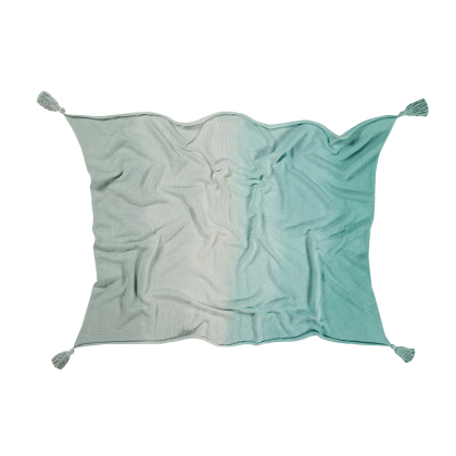 Degradé Washable Blanket mint