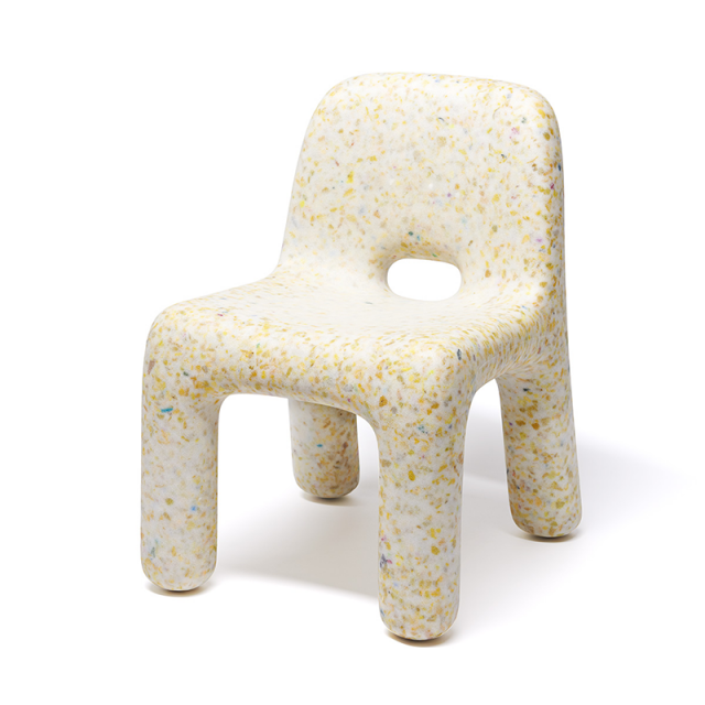 chaise Charlie - Vanille