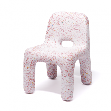Charlie chair- Strawberry