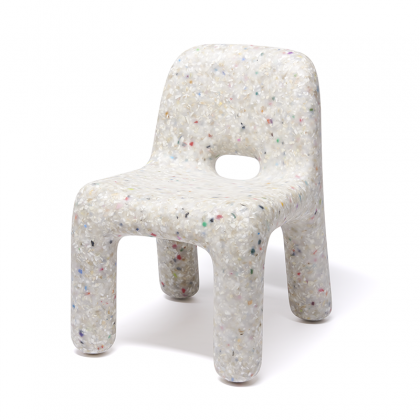 chaise Charlie - off white