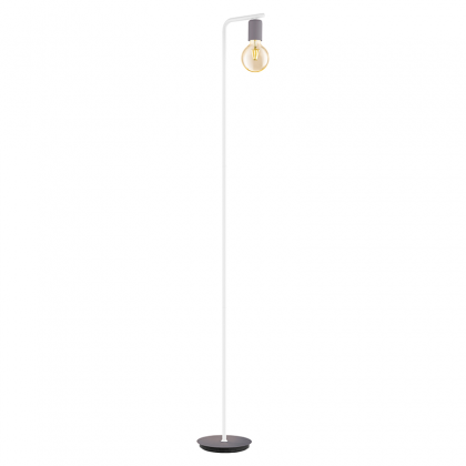 Lampadaire Adry gris