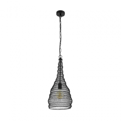 Nina pendant Lamp black