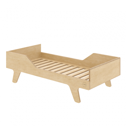 Cama de madera Dream Big abedul