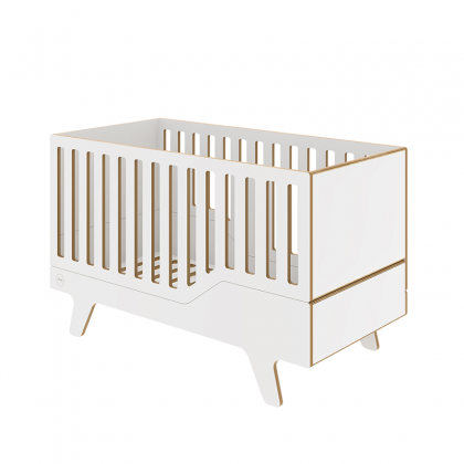 Convertible crib Dream white