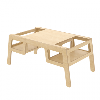 wooden bench soft