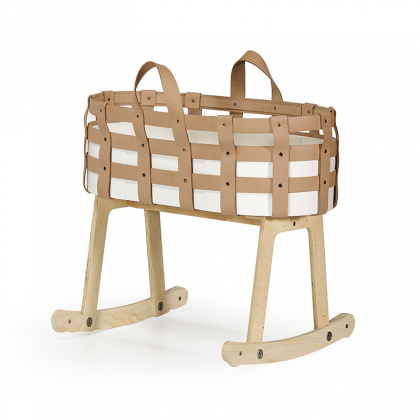 Rocking Crib basket