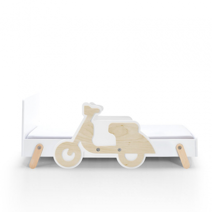 Fox T Vespa bed