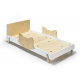 Fox T XLTeddy bed
