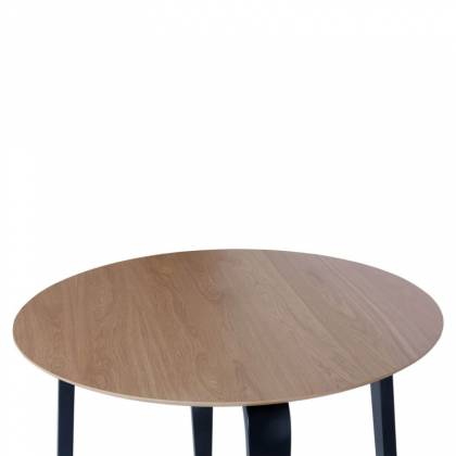 Nora Dining table black
