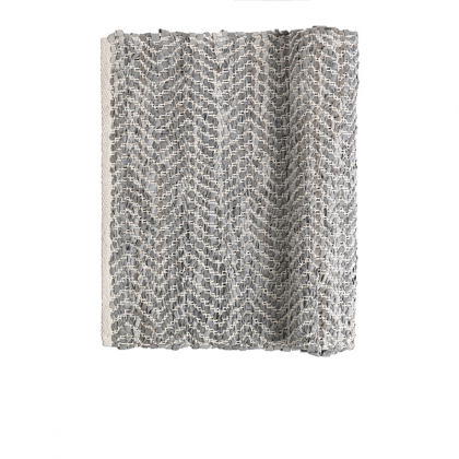 zigzag Rug grey XL