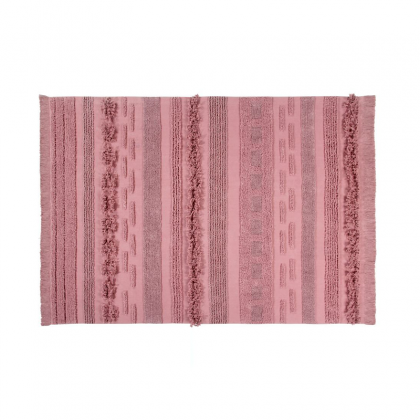 Air Canyon Rose Washable Rug