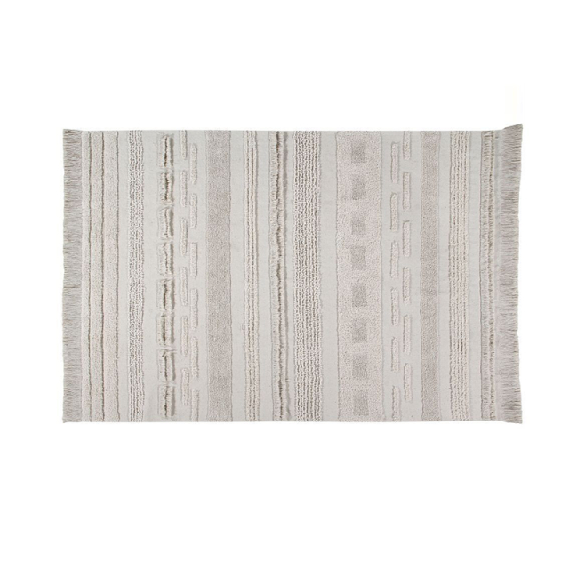 Air Canyon Natural Washable Rug