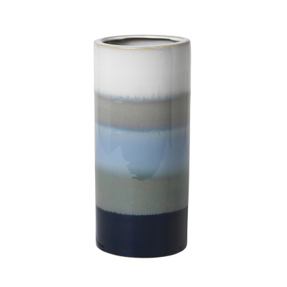 vaso de barro Big stripe