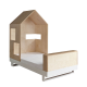 Roof Toddler Bed