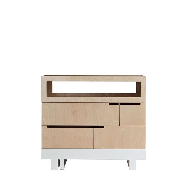 Roof chest of drawers