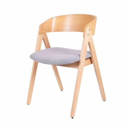 Rina Chair Walnut