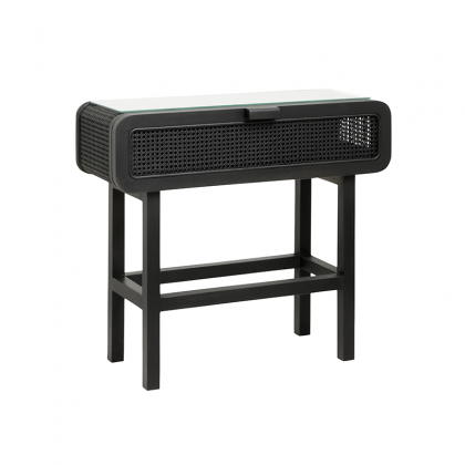 Afra drawer black