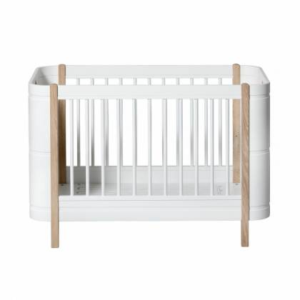 wood mini cradle