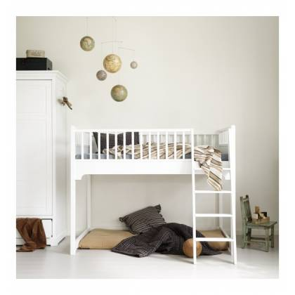 cama junior Low Loft