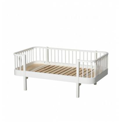 Dormeuse junior wood bianco
