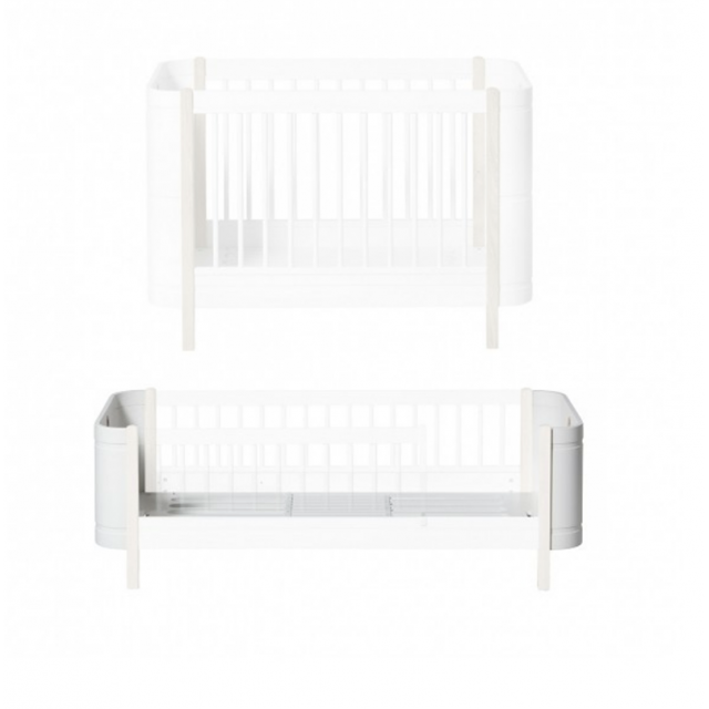 ACCESORIO DE CAMA SIBLING KIT PARA MINI+ WOOD
