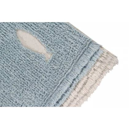 Ocean Shore Washable Rug