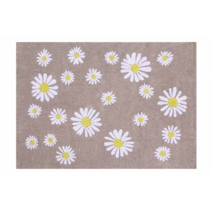 Alfombra Lavable Happy Daisies