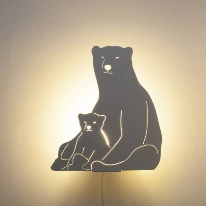 Polar Bear Lamp