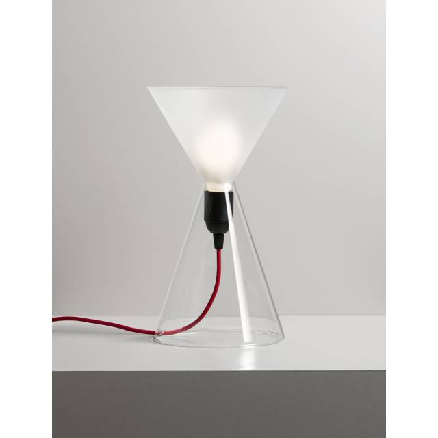 Jal Frosted Lamp