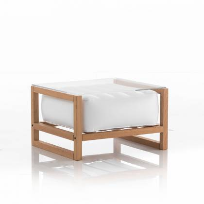 Yoko wooden side table
