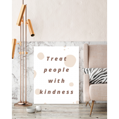 Kindness drucken