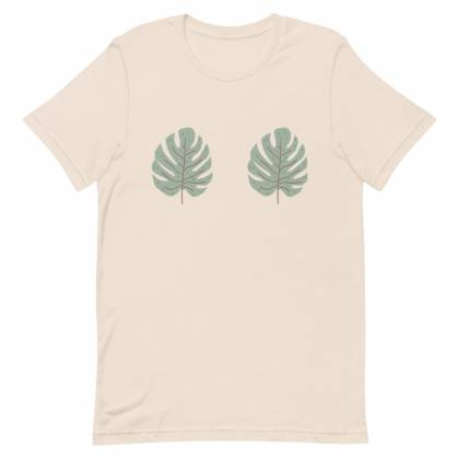 Camiseta Unissex Palm Leaf