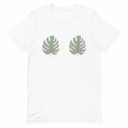 Camiseta unisex Palm Leaf