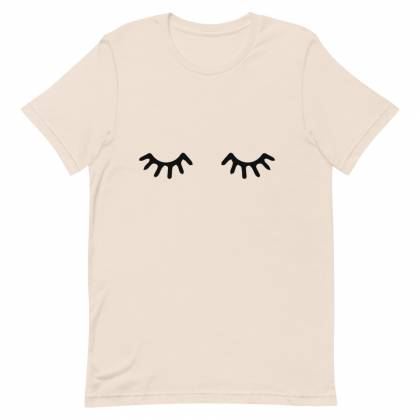 Camiseta Unissex Lashes